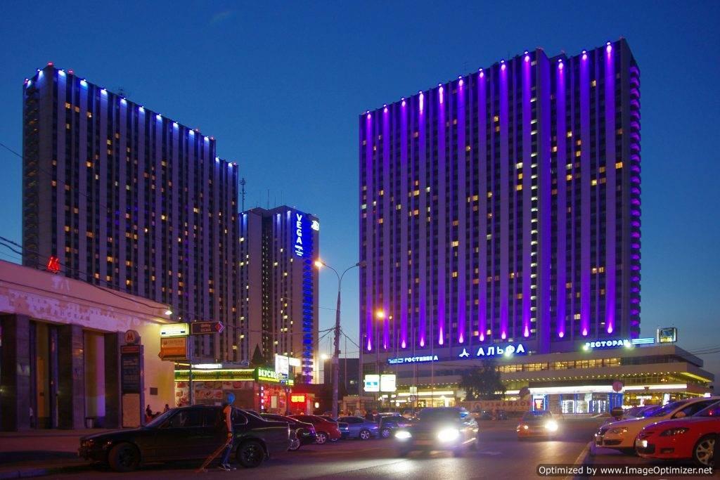 Moscow, Izmailovo at evening